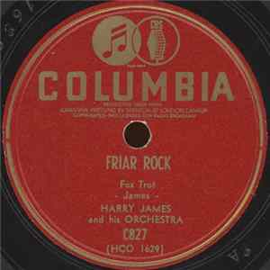 Harry James And His Orchestra - Friar Rock / Easy Download
