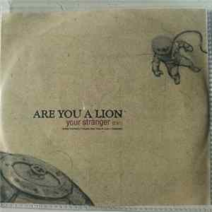 Are You A Lion - Your Stranger Download