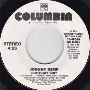 Johnny Kemp - Birthday Suit Download